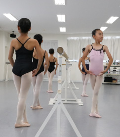 バレエスタジオ ジョワイユ