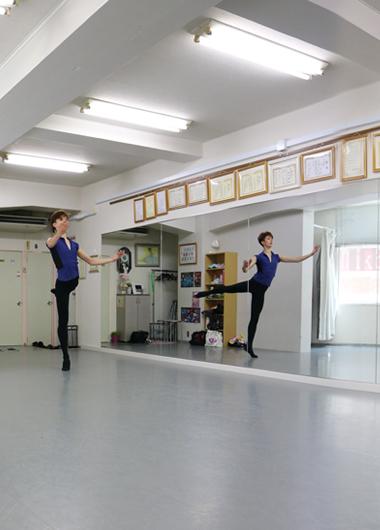 mikaバレエスタジオ