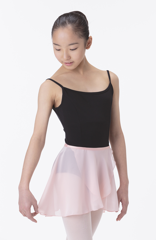 0afc98cc7 Dancewear   Junior Chiffon Wrap Skirt 1st Line